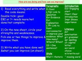 8- 10- Feedback codes