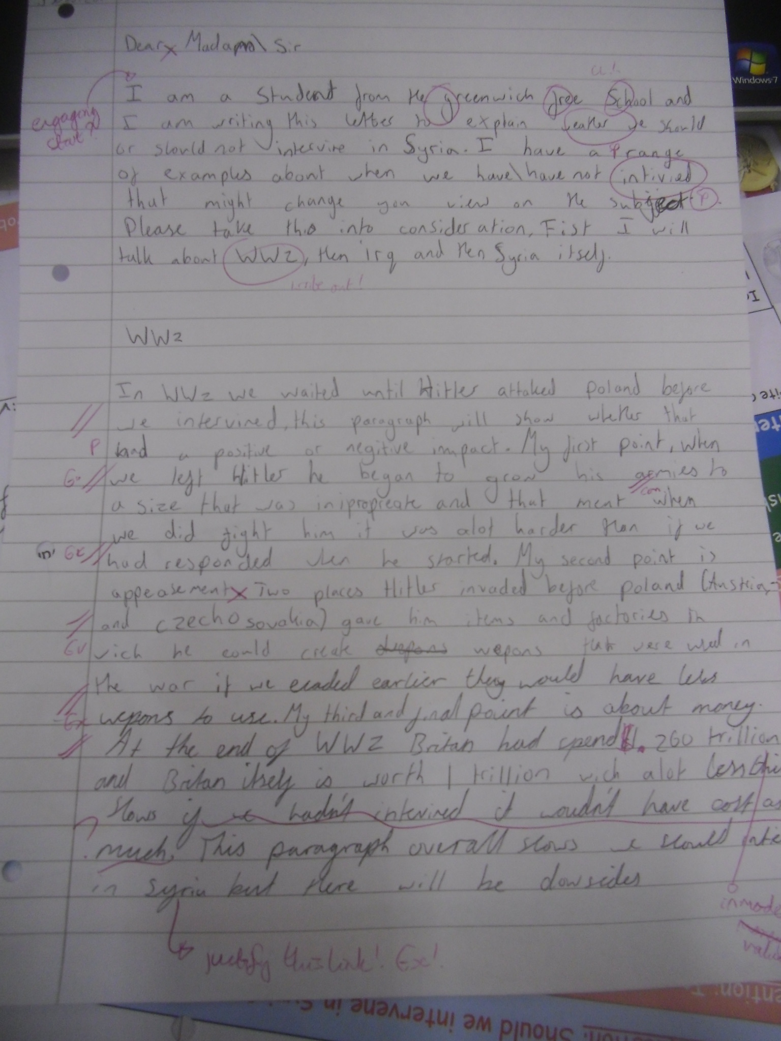 Opinions on my intro paragraph...any feedback would be greatly appreciated...?